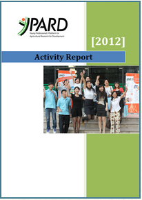 YPARD report 2012 is out