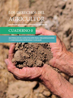 Capacity-building material for local and indigenous agricultural communities