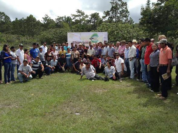 Farmers' Rights Capacity-Building Workshop in Honduras