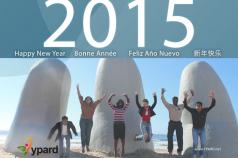 YPARD Monthly Newsletter - January 2015