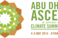 Abu Dhabi Ascent - In support of Climate Summit 2014