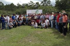 Farmers' Rights Capacity-Building Workshop in Honduras