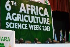 New ways forward in Africa: FARA Africa Agriculture Science Week