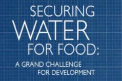 Securing Water for Food Launches 3rd Call for Innovations